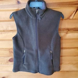 Women's Patagonia Synchilla Army Green Vest
